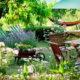 Идея для дачи: оригинальный ландшафтный дизайн и садовый декор своими руками