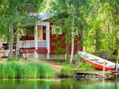 Одноэтажные финские дома: доступное, качественное и экологичное жилье