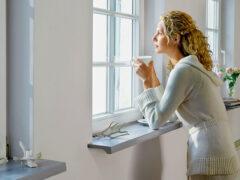 Подоконники из искусственного камня: изысканное и стильное дополнение окна