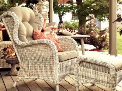 Садовая мебель из искусственного ротанга: как не ошибиться с выбором