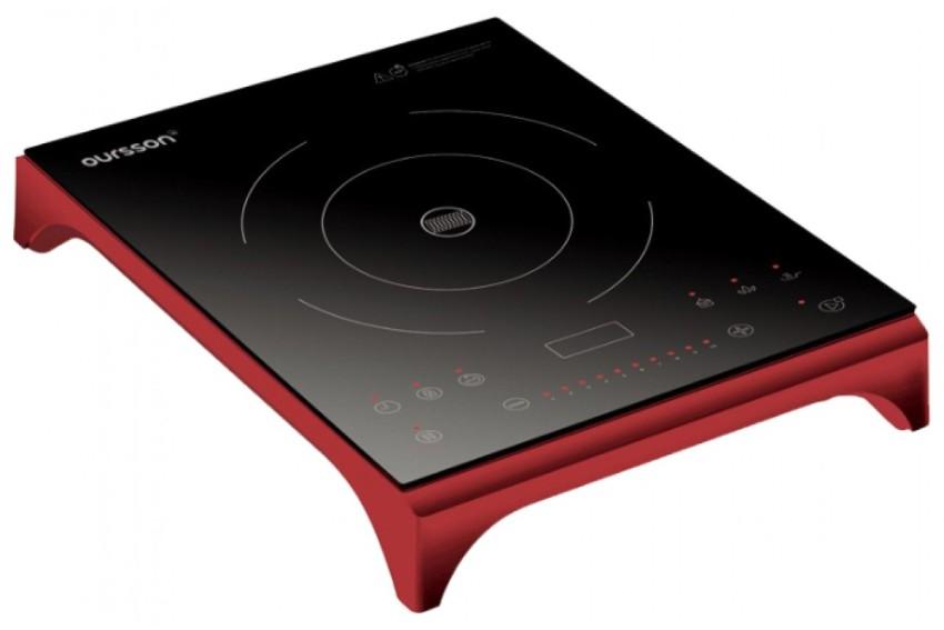 Компания Oursson занимается производством одноконфорочных индукционных плит в нержавеющем корпусе