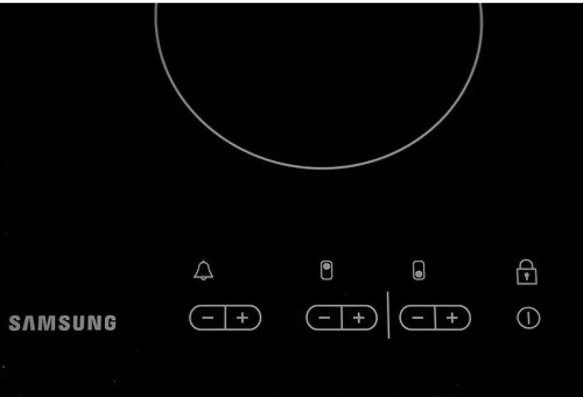 Двухконфорочная варочная электрическая панель Samsung CTR432NB02 пользуется особым спросом