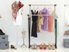 Вешалки напольные для одежды: интересные идеи и важные нюансы