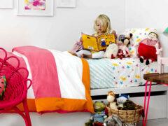 Кровать для девочки: многообразие конструкций для юной леди