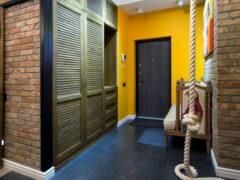 Мебель в прихожую: правила подбора и правильного размещения