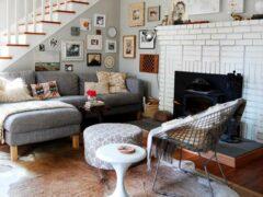 Скандинавский стиль в интерьере: дом в объятиях хюгге