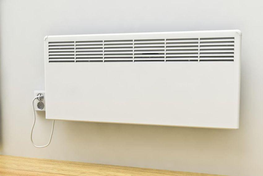 Традиционным способ отопления гаражного помещения является конвекторный электроприбор