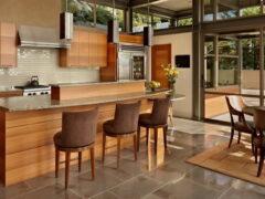 Кухня в стиле модерн: новая эстетика родом из прошлой эпохи