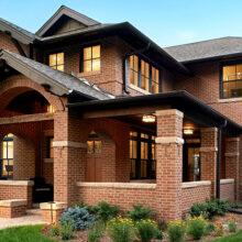 Проект дома из кирпича: создание изысканного и качественного жилья