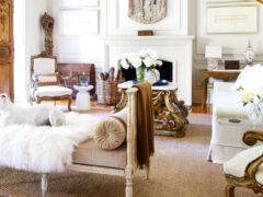 Шкаф в стиле прованс: французский шарм в интерьере