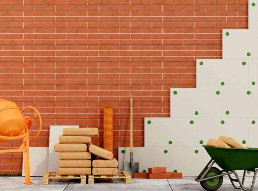 Существует множество материалов и доступных технологий, позволяющих своими руками утеплить кирпичный дом