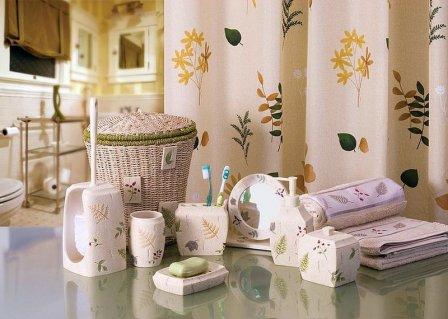 Аксессуары для ванной комнаты и санузла