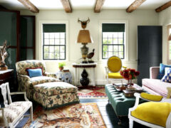 Дизайн гостиной в разных стилях: создание душевной атмосферы в помещении