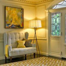 Прихожая в классическом стиле: эталон интерьерного дизайна