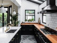 Столешницы на кухню: функциональные и практичные поверхности