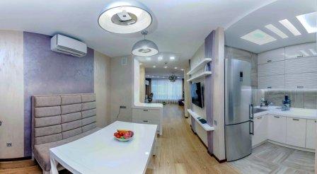 Дизайнерский ремонт квартиры и его особенности