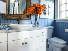Ремонт туалета в маленькой квартире: как создать красивый дизайн