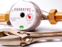 Установка счетчика воды своими руками: монтаж и регистрация прибора