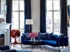 Портьеры: это декоративно-функциональное оформление окон и дверных проемов