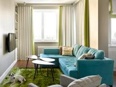 Потолочные карнизы для штор как вариант эстетичного оформления окна в помещении