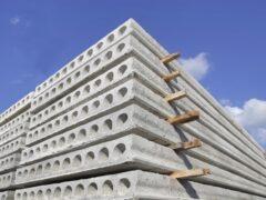 Размеры плит перекрытия: особенности использования конструкций