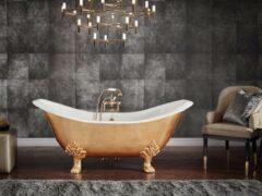 Сколько весит чугунная ванна, причины популярности изделий