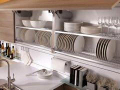 Сушки для посуды: основные характеристики наиболее популярных моделей