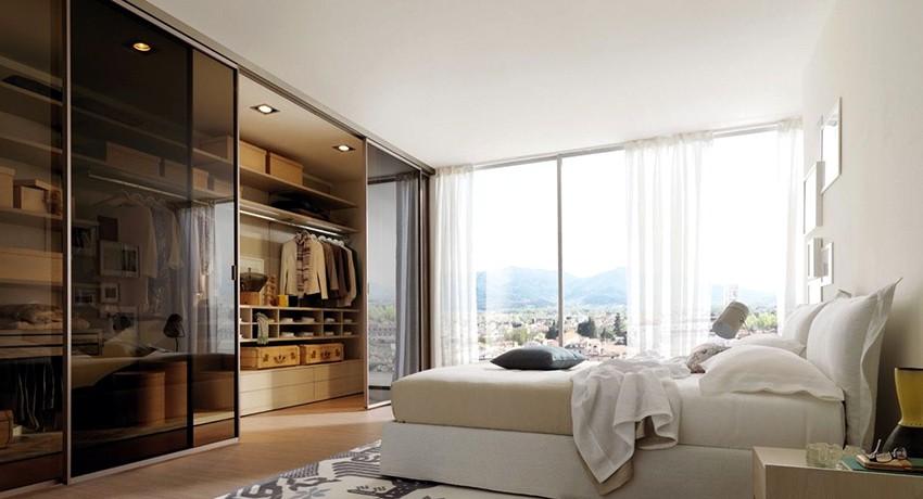 Фурнитура для шкафов-купе как основа функционального дизайна мебели