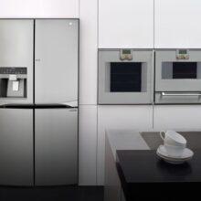 Холодильник side by side: большой объем и суперсовременный функционал