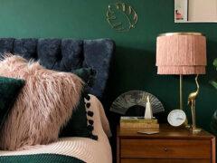 Настольные лампы для спальни: как создать дополнительное освещение