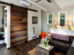 Раздвижные конструкции в городских квартирах и загородных домах