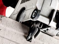 Штроборез по бетону: разновидности и технические характеристики моделей