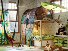 Балдахин на детскую кроватку: как создать сказочную атмосферу в комнате