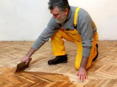 Паркет: ремонт и восстановление напольного покрытия своими руками