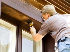 Акриловая краска для дерева: экологичная и декоративная защита поверхности