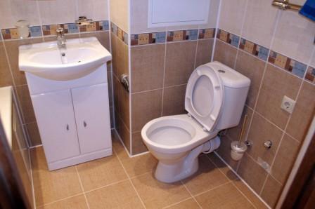 Ремонт санузла: преимущества и особенности объединения ванной комнаты и туалета
