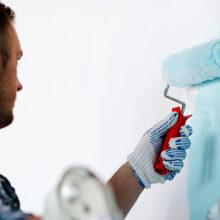 Стеклохолст под покраску: инновационная технология армирования поверхности