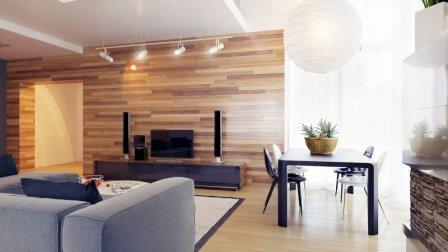 Оригинальный ремонт квартиры