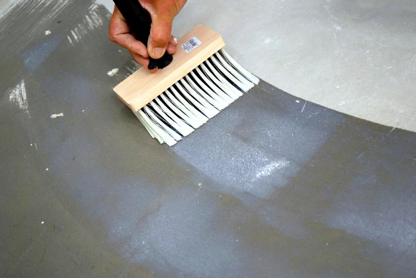 Топпинги и пропитки помогут навсегда избавиться от бетонной пыли в гараже
