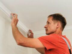 Багет для натяжного потолка: функциональность и декоративное применение