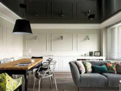 Виды натяжных потолков, придающие комнате уют и индивидуальность