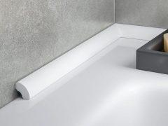 Бордюр для ванной: эстетичный и привлекательный способ устранения ненужных зазоров