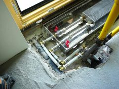 Внутрипольные конвекторы отопления – минусы и минусы. Отзыв и видео от специалиста.