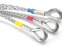 Чулок для кабеля и СИП – ошибки применения, выбор, виды, характеристики, расчет тяжения.