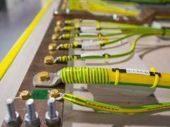 2 правила выбора ГЗШ — расчет сечения и подключение проводников. Медная или стальная, в ящике или на стене.