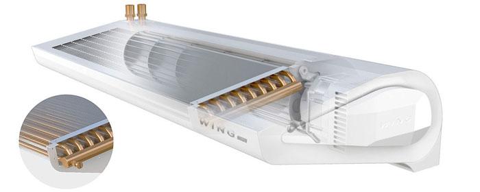 водяные тепловые завесы лучше или хуже электрических