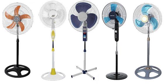 разнообразие видов напольных вентиляторов какие выбрать для квартиры