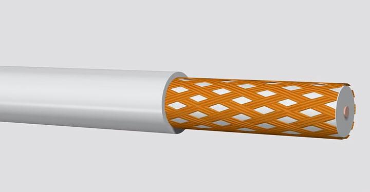 зачистка коаксиального кабеля инструкция
