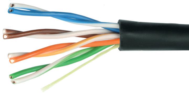 кабель витой пары UTP серия 5E