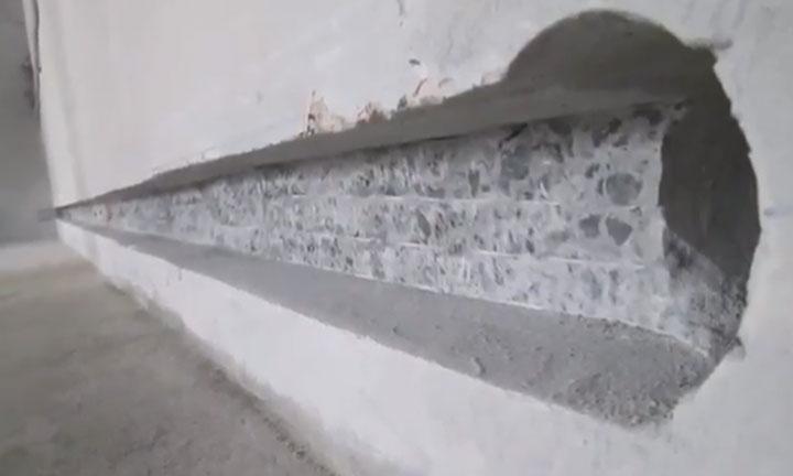 штробление в несущей стене запрещено или разрешено СНИП